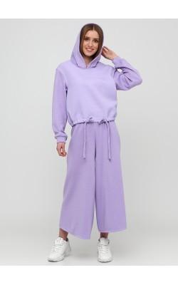 Ультрамодний костюм лавандового відтінку